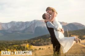 Denver Colorado Mountain Wedding Photographer