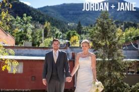 Hillside Gardens Fall Wedding