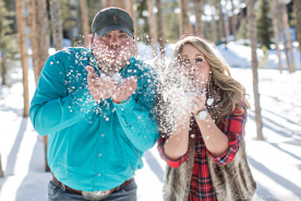 Engagement Photography In Breckenridge