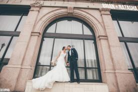 Colorado Springs Air Force Academy Wedding Photographer