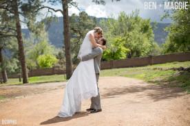 Summer Wedding Photography Colorado Springs