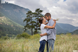 Cascade Colorado Engagement Photographer D Coleman Photography