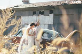 Fall Wedding Sterling Colorado