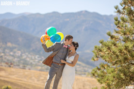 Colorado Springs Wedding Photography Pinery on the Hill