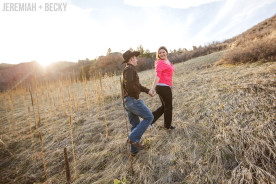 Roxborough State Park Colorado Engagement Photography