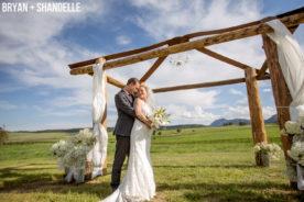 Spruce Mountain Ranch Colorado Wedding Photography