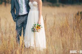 Meadow Creek Lodge Fall Wedding Photography