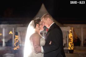 Wellshire Event Center Winter Wedding Photography