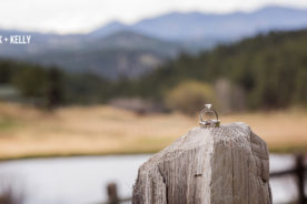 Evergreen Lake House Colorado Spring Wedding