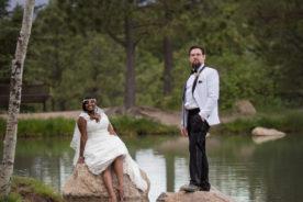 Summer Wedding Photography Black Forest Colorado