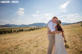Spruce Mountain Ranch Larkspur Colorado Wedding Photographer