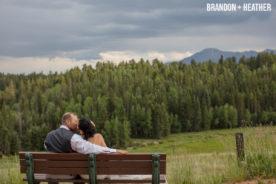 Woodland Park Summer Wedding Photography