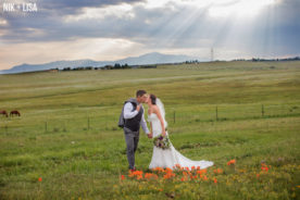 Colorado Springs Ranch Style Wedding