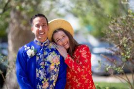 Colorado Springs Photographer Vietnamese Tea Ceremony